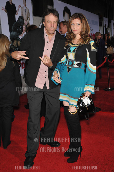 """Kevin Nealon & date at the world premiere of Walt Disney's """"Old Dogs"""" at the El Capitan Theatre, Hollywood..November 9, 2009  Los Angeles, CA.Picture: Paul Smith / Featureflash"""