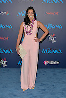 "HOLLYWOOD, CA - NOVEMBER 14: Dayanara Torres attends the AFI FEST 2016 Presented By Audi - Premiere Of Disney's ""Moana"" at the El Capitan Theatre in Hollywood, California on November 14, 2016. Credit: Koi Sojer/Snap'N U Photos/MediaPunch"