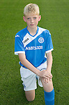 St Johnstone Academy Under 13&rsquo;s&hellip;2016-17<br />Logan Young<br />Picture by Graeme Hart.<br />Copyright Perthshire Picture Agency<br />Tel: 01738 623350  Mobile: 07990 594431