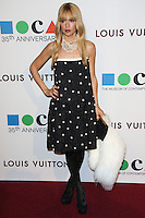 LOS ANGELES, CA, USA - MARCH 29: Rachel Zoe at the MOCA's 35th Anniversary Gala Presented By Louis Vuitton held at The Geffen Contemporary at MOCA on March 29, 2014 in Los Angeles, California, United States. (Photo by Celebrity Monitor)