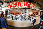 Inside the Boudin Sourdough Bread store in San Francisco, California. (Photo by Brian Garfinkel)