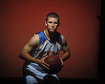 Oxford High's Luke Gibbs is a member of the Oxford Eagle's 2011 All-Area Team, photographed in Oxford, Miss. on Monday, April 11, 2011.
