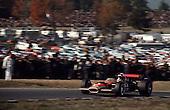 Jochen Rindt in Lotus 49 at 1967 USGP at Watkins Glen