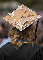 Commencement UCSB 2015 Humanities and Arts
