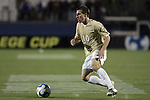 12 December 2008: Corben Bone (10) of Wake Forest.  The Wake Forest University Demon Deacons were defeated by the University of North Carolina Tar Heels 0-1 at Pizza Hut Park in Frisco, TX in an NCAA Division I Men's College Cup semifinal game.