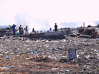 Bocaria (dump), Maputo, Mozambique, AFRICA, May 2001.
