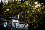 The Black Chanterelle cottage at St. Orres Hotel in Gualala, Calif., on July 3, 2011.