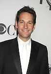 Paul Rudd attends th 66th Annual Tony Awards on June 10, 2012 at The Beacon Theatre in New York City.