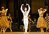 Swan Lake<br /> <br /> The Bolshoi Ballet <br /> at The Royal Opera House, Covent Garden, London, Great Britain <br /> act 1 rehearsal <br /> <br /> <br /> Maria Alexandrova as Odette/Odile<br /> <br /> Ruslan Skvortsov as Prince Siegfried<br /> <br /> Yuri Baranov as The Evil Genius<br /> <br /> Kristina Karasyova as The Princess regent <br /> <br /> Alexander Loparevich as the tutor<br /> <br /> Denis Medvedev as the Fool<br /> <br /> Anastasia Stashkevich and Kristina Kretova as the Prince's friends<br /> <br /> <br /> Olga Marchenkova<br /> Angelina Vlashinets<br /> Ana Turazashvili <br /> as the three swans<br /> <br /> Svetlana Pavlova<br /> Margarita Shainer<br /> Yulia Lunkina<br /> Anna Voronkova as the four swans<br /> <br /> -------------<br /> <br /> Svetlana Zakharova as Odette/Odile<br /> <br /> Alexander Volchkov as Prince Siegfried<br /> <br /> <br /> <br /> <br /> <br /> Photograph by Elliott Franks