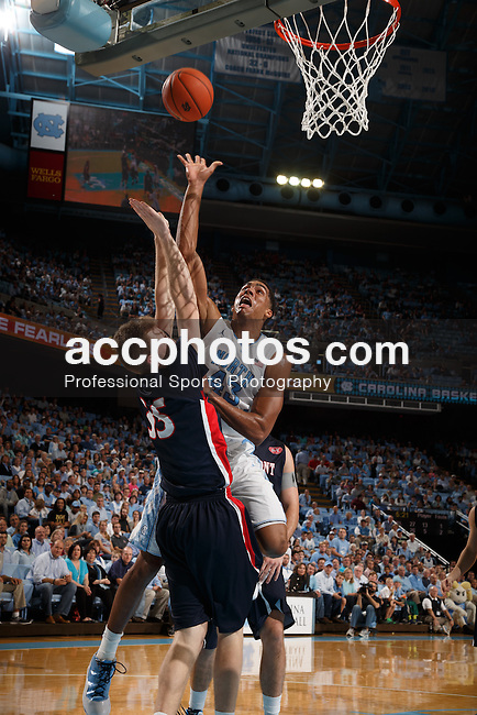 2013-11-17 Belmont vs. North Carolina Basketball