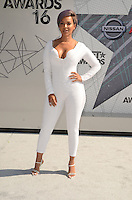 LOS ANGELES, CA - JUNE 26: LisaRaye at the 2016 BET Awards at the Microsoft Theater on June 26, 2016 in Los Angeles, California. Credit: David Edwards/MediaPunch