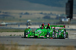 #99 Green Earth Team Gunnar Oreca FLM09: Gunnar Jeannette, Christian Zugel