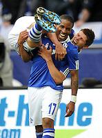 Fussball Bundesliga 2011/12: FC Schalke 04 - Hannover 96