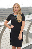 SEP 11 Lydia Bright leads 'reverse strip tease' to celebrate 'The Art Of Dressing'