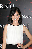 LOS ANGELES, CA - OCTOBER 25: Perrey Reeves at  the screening of Sony Pictures Releasing's 'Inferno' held at the DGA Theater on October 25, 2016 in Los Angeles, California. Credit: David Edwards/MediaPunch