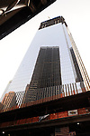 #3 World Trade Center  under construction