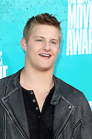 LOS ANGELES - JUN 3:  Alexander Ludwig arriving at the 2012 MTV Movie Awards at Gibson Ampitheater on June 3, 2012 in Los Angeles, CA
