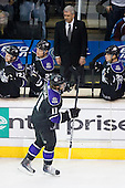 Anze Kopitar (Los Angeles Kings, #11) celebrate goal during ice-hockey match between Los Angeles Kings and Colorado Avalanche in NHL league, Februar 26, 2011 at Staples Center, Los Angeles, USA. (Photo By Matic Klansek Velej / Sportida.com)