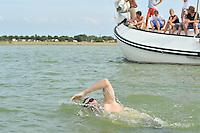 Zwemmer Medemblik  - Stavoren 050813