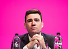 Labour Party Conference<br /> at Manchester Central, Manchester, Great Britain <br /> 24th September 2014 <br /> <br /> Andy Burnham MP<br /> Shadow Health Minister <br /> <br /> <br /> Photograph by Elliott Franks <br /> Image licensed to Elliott Franks Photography Services
