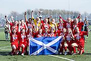 14.04.2015 Scotland v Republic of Ireland U-15's