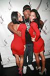 To-Tam Sachika, DJ Whoo Kid and To-Nya Sachika Attend JONES MAGAZINE PRESENTS SACHIKA TWINS BDAY BASH at SL, NY 12/12/11