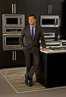 Jack Truong, is President &amp; CEO, Electrolux North America; Executive Vice President, AB Electrolux at their Charlotte North Carolina headquarters.<br />
