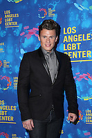 WEST HOLLYWOOD, CA - SEPTEMBER 24: Blake McIver Ewing attends the Los Angeles LGBT Center's 47th Anniversary Gala Vanguard Awards at Pacific Design Center on September 24, 2016 in West Hollywood, California. (Credit: Parisa Afsahi/MediaPunch).