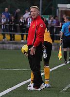 Annan Athletic v St Mirren Petrofac Training Cup 180815