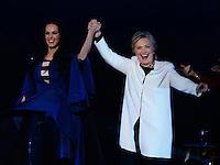 Hillary Clinton GOTV rally in Philadelphia