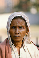 Indian woman portrait