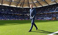 FUSSBALL   1. BUNDESLIGA   SAISON 2012/2013    32. SPIELTAG Hamburger SV - VfL Wolfsburg          05.05.2013 Trainer Thorsten Fink (Hamburger SV)