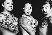 Japan Christian Yakuza