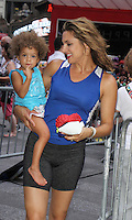 NEW YORK, NY-August 11: Paula Faris, at Good Morning America go for GMA Games Gold in New York. NY August 11, 2016. Credit:RW/MediaPunch