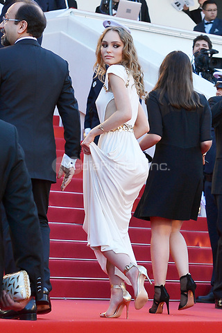 Vanessa Paradis at the Opening Movie &acute;Les Fantomes d Ismael` screening during The 70th Annual Cannes Film Festival on May 17, 2017 in Cannes, France.<br /> CAP/LAF<br /> &copy;Lafitte/Capital Pictures /MediaPunch ***NORTH AND SOUTH AMERICAS, CANADA and MEXICO ONLY***