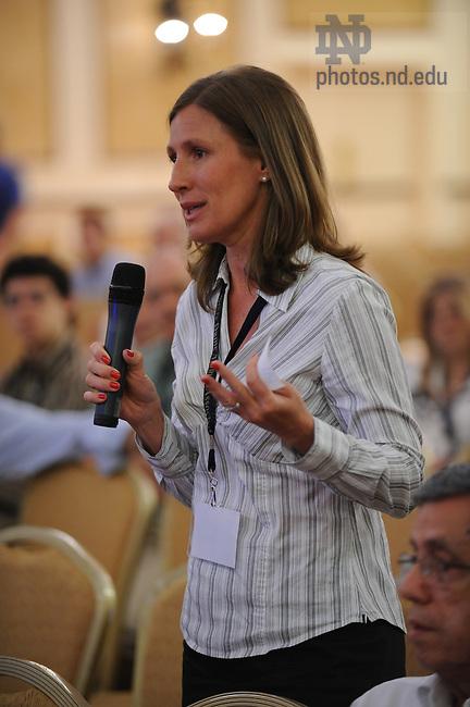 Latin American Reunion 2008, town hall meeting...Photo by Matt Cashore/University of Notre Dame