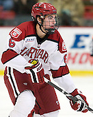 Patrick McNally (Harvard - 8) - The Harvard University Crimson defeated the visiting Brown University Bears 3-2 on Friday, November 2, 2012, at the Bright Hockey Center in Boston, Massachusetts.