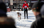 The Madison Winter Festival was held on the Capitol Square in Madison, Wisconsin. Saturday, Feb. 15, 2014