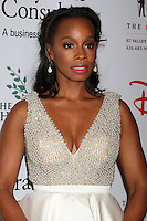 ANAHEIM, CA - NOVEMBER 01: Anika Noni Rose at The Walt Disney Family Museum Gala at Disneyland on November 1, 2016 in Anaheim, California. Credit: David Edwards/MediaPunch