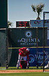 13 March 2014: The Washington Nationals take batting practice on a cool 53 degree Fahrenheit morning prior to a Spring Training game against the New York Mets at Space Coast Stadium in Viera, Florida. The Mets defeated the Nationals 7-5 in Grapefruit League play. Mandatory Credit: Ed Wolfstein Photo *** RAW (NEF) Image File Available ***