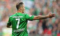 FUSSBALL   1. BUNDESLIGA   SAISON 2012/2013   4. SPIELTAG SV Werder Bremen - VfB Stuttgart                         23.09.2012        Marko Arnautovic (SV Werder Bremen)
