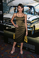 """LOS ANGELES, CA - May 9: Montse Hernandez, At Premiere Of BH Tilt's """"Lowriders"""", At The Regal Cinemas L.A. LIVE In California on May 9, 2017. Credit: MediaPunch"""