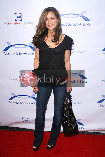 Rebecca Budig<br />