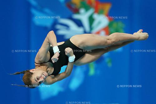 Paola Espinosa (MEX), JULY 29, 2015 - Diving : 16th FINA World Championships Kazan 2015 Women's 10m Platform Preliminary at Aquatics Palace in Kazan, Russia. (Photo by Yohei Osada/AFLO SPORT)
