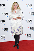 LONDON, UK. October 13, 2016: Director Lone Scherfig at the London Film Festival photocall for &quot;Their Finest&quot; at the Mayfair Hotel, London.<br /> Picture: Steve Vas/Featureflash/SilverHub 0208 004 5359/ 07711 972644 Editors@silverhubmedia.com