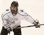 Maggie Pendleton (PC - 2) - The Northeastern University Huskies defeated the visiting Providence College Friars 8-7 on Sunday, January 20, 2013, at Matthews Arena in Boston, Massachusetts.