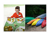 Tomatopalooza, Apex | Kayaks, Eno River, Durham