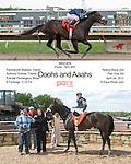 Parx Racing Win Photos 04-2012