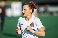 Boston, MA - Friday May 19, 2017: Hayley Raso during a regular season National Women's Soccer League (NWSL) match between the Boston Breakers and the Portland Thorns FC at Jordan Field.