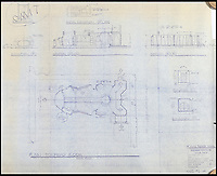 BNPS.co.uk (01202 558833)<br /> Pic: PropStore/BNPS<br /> <br /> Star Trek II: The Wrath of Khan: USS Enterprise NCC-1701 Interior Torpedo Room Blueprint<br /> <br /> Fascinating blueprints from the early Star Wars and Star Trek films have been unearthed.<br /> <br /> An auction house is selling a selection of blueprints which include front elevations of R2-D2, interior and exterior set renderings of the Millennium Falcon and front, side and bottom views of the USS Enterprise as well as USS Enterprise set plans.<br /> <br /> The blueprints - many of which have never before been seen by the public - provide a unique insight to fans of the iconic films about how they were made.